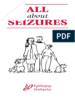All About Seizures Brochure