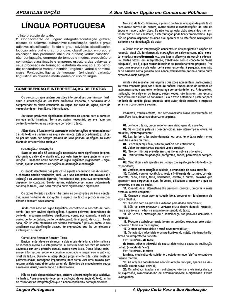 Língua Portuguesa (1) baa0a67aed6e8