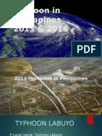 Typhoon in Philippines(Kalvin's File)