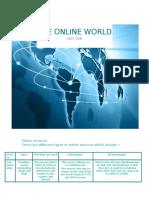 online services booklet