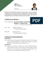 Currículum Vitae (Autoguardado)