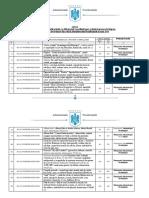 Lista Cadouri Primite de Klaus Iohannis in 2016
