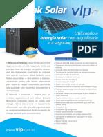 Nobreak Solar