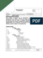 Cuentas y Normas Generales