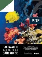 Fluval Saltwater Care Guide En