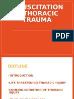 Thoracic Trauma 980