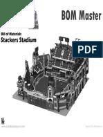 Bill of Materials Master a Plan
