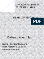 Caz clinic 2, Rotaru Giorgiana, grupa 20.ppt