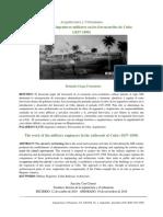 La labor de los ingenieros militares en los ferrocarriles de Cuba (1837-1898)