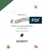 Il Musigatto - Metodo Per Lo Studio Del Pianoforte - Livello Preparatorio(1).pdf