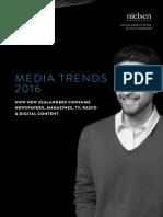 Nielsen Media Trends Report 2016