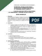 Bases Declamacion 2012
