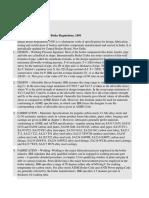 Salient Features of Indian Boiler Regulations, 1950