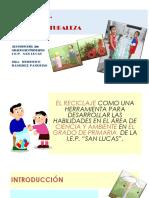 Informe FECYT SL2016 2do Grado 2