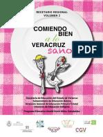 """""""Comiendo Bien a Lo Veracruz Sano. Volumen 2"""". (1)"""