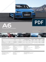 AUDI A6 Model Price List