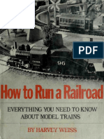 How to Run a Railroad. Everything You Need to Know About Model Trains
