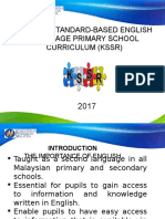 +Year 1 RINTIS Revised KSSR English   - Overview+