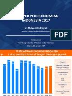 Prospek Perekonomian Indonesia 2017