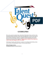 2011 Talent Quest Guidelines-rev