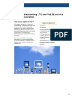 Troubleshooting LTE and VoLTE Service Issues for Mobile Operators-15956-6001200