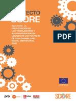 Guía Para La Participación de Los Trabajadores en Las Políticas de Responsabilidad Social Empresarial (RSE)