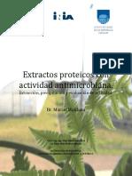 Extractos Proteicos Con Actividad Antimicrobiana