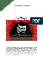 La Orgía - Enrique Buenaventura