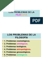 Los Problemas de La Filosofia