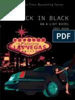 Zoey Dean-The Back in Black