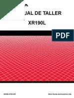 MS XR190L (2017) Espanhol