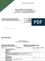 Planificare Cl.viii 2014-2015