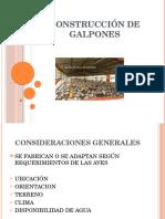 Construcción de Galpones Diapositivas
