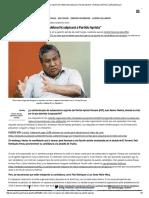 """Víctor León_ """"Corrupción de Odebrecht Salpicará a Partido Aprista"""" _ Noticias Del Perú _ LaRepublica"""