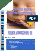 Obstruccion Intestinal neonatal