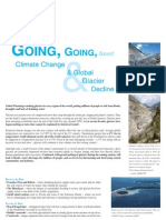 Glaciers Paper