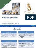 Presentación Corales de Indias