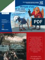 Manuale casa - architetti Venezia