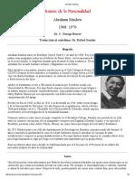 Teorías de la personalidad - Abraham Maslow.pdf