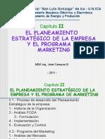 Marketing-Cap.2a-Planeamiento de La Empresa