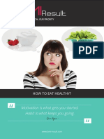 eBook How to Eat Healthy
