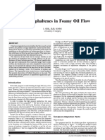 PETSOC-07!04!01 Adil I. Role of Asphaltenes in Foamy Oil Flow