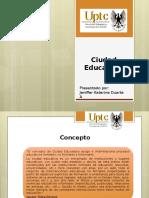 Diapos Ciudad Educadora