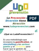 LudoPrevención Estrategias Lúdicas en PRL/SST