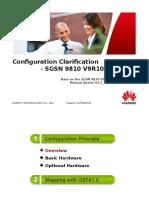 SGSN Configuration Clarification - OSTA2.0