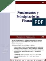 [PD] Presentaciones - Fundamentos y Principios de Las Finanzas
