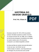 Histria do design grafico I