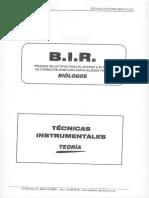 tecnicas instrumentales