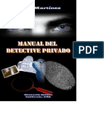 Martinez Angel-Manual Del Detective Privado