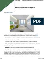 Ejemplo Dialux Parte1